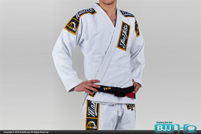 Manto Champ 50 White Gi